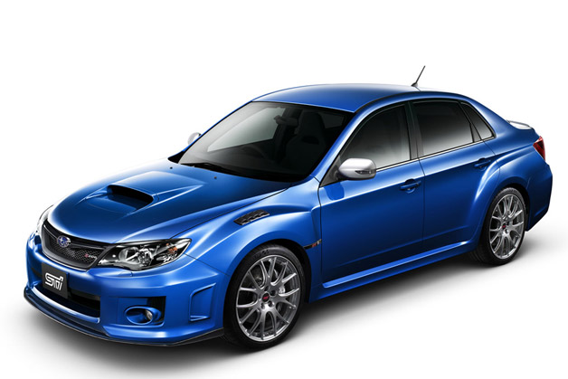 Subaru WRX STI